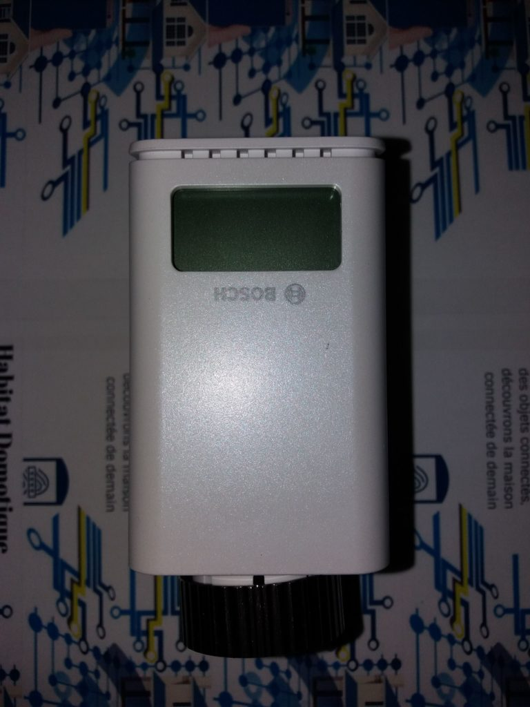 thermostat de radiateur Bosch pres 10