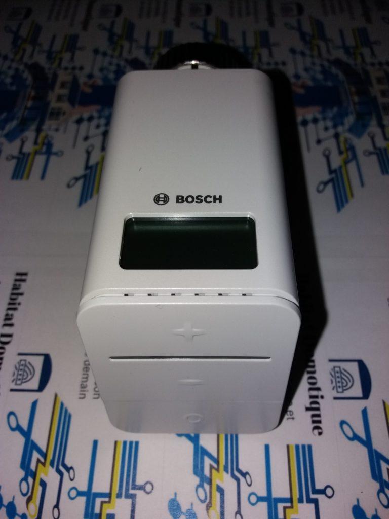 thermostat de radiateur Bosch pres 11
