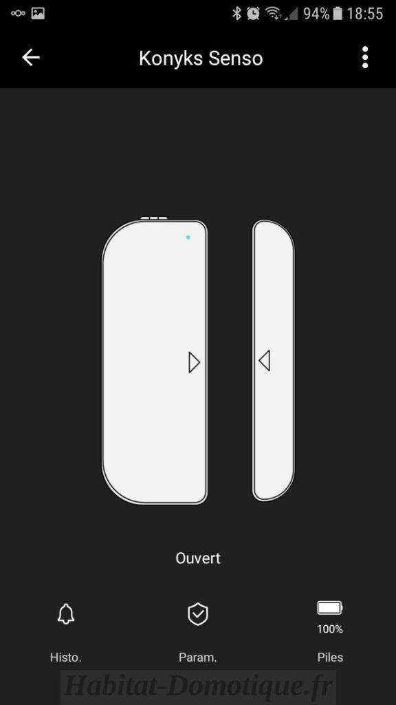 Installation-détecteur-ouverture-WiFi-Senso-Konyks-08