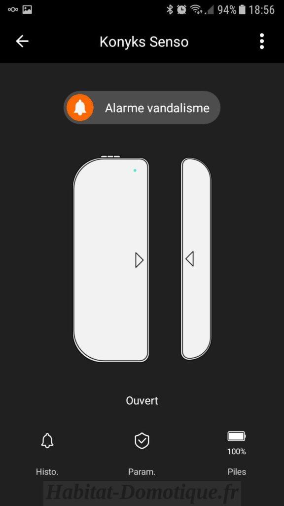 Installation-détecteur-ouverture-WiFi-Senso-Konyks-10