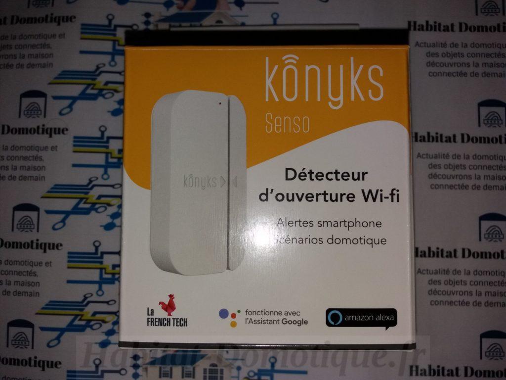 Présentation détecteur ouverture WiFi Senso Konyks 01 1024x768 - Test du détecteur d'ouverture WiFi Senso de Konyks