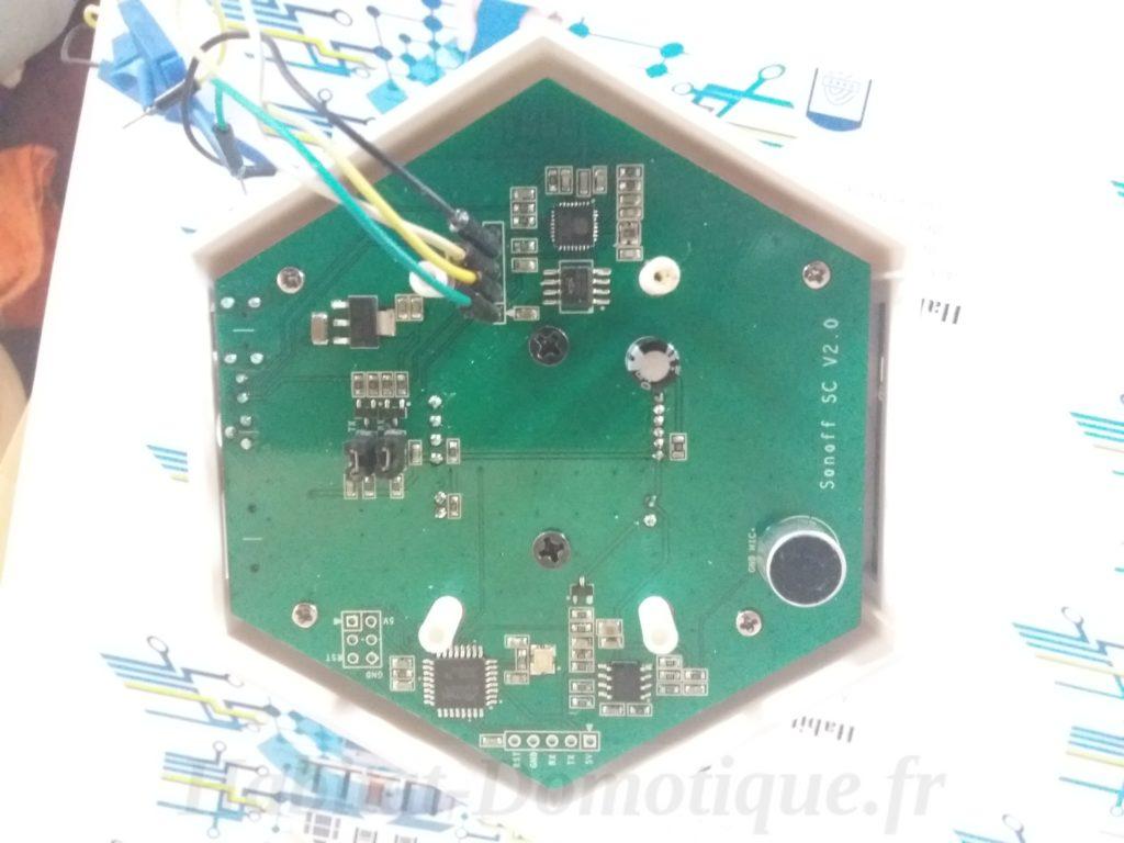 Reprogrammer Sonoff SC prep 02 1024x768 - Reprogrammer un Sonoff SC et l'intégrer à Jeedom