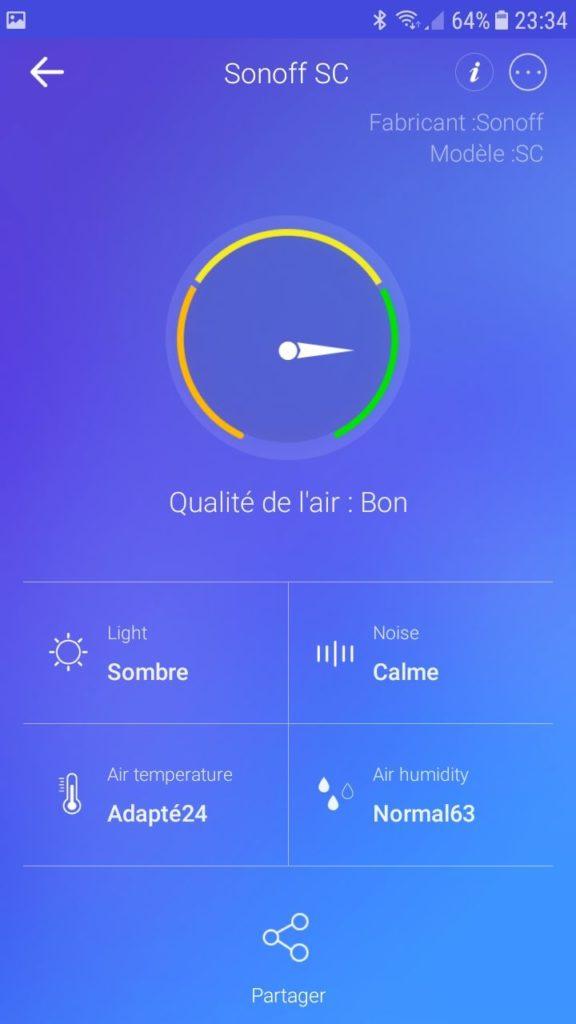 Sonoff SC install 02 576x1024 - Sonoff SC pour monitorer son environnement