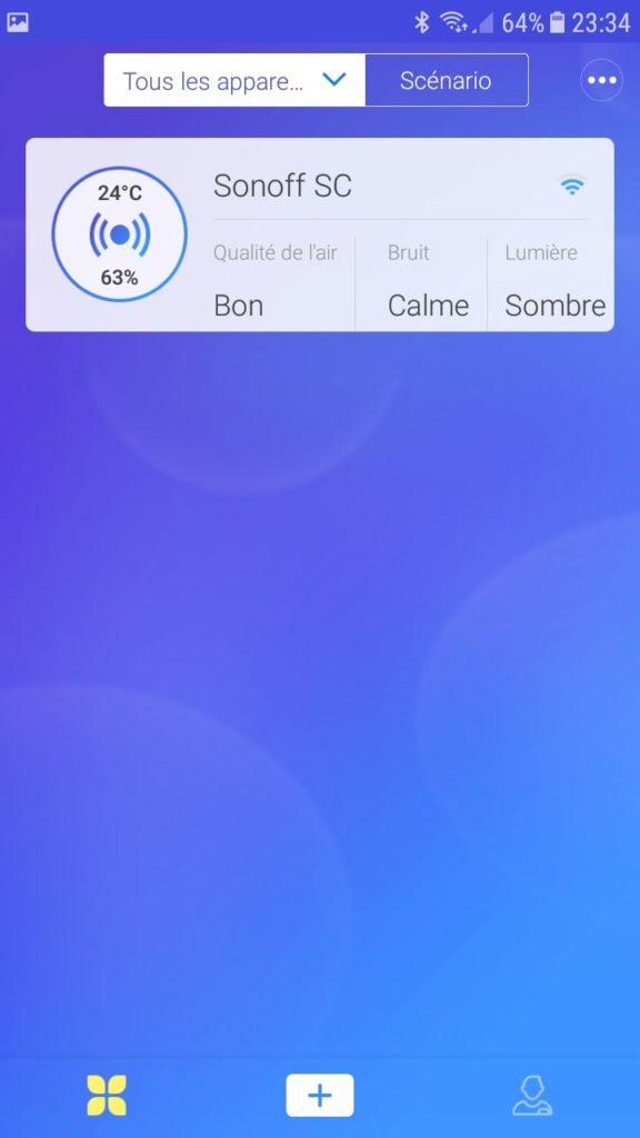 Sonoff SC install 03 576x1024 - Sonoff SC pour monitorer son environnement