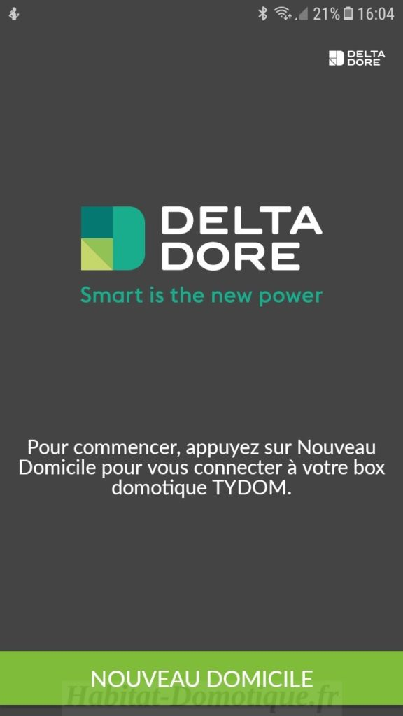 Tydom 1.0 Install 01 576x1024 - Présentation box domotique Tydom 1.0 Delta Dore