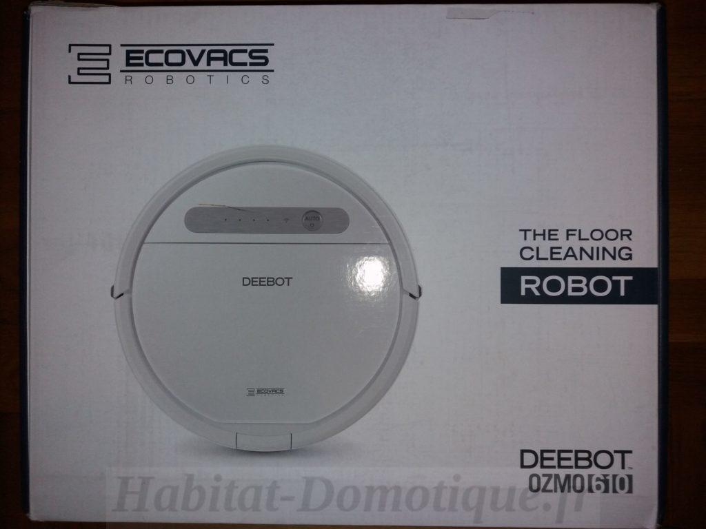 Deebot Ozmo 610 Presentation 02 e1543871689389 1024x768 - Test de l'aspirateur laveur DEEBOT Ozmo 610