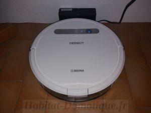 Deebot Ozmo 610 Presentation 12 300x225 - Test de l'aspirateur laveur DEEBOT Ozmo 610