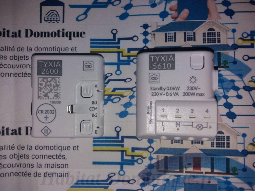 Pack Tyxia 501 Installation 03 1024x768 - Test du Pack TYXIA 501 va-et-vient de Delta Dore