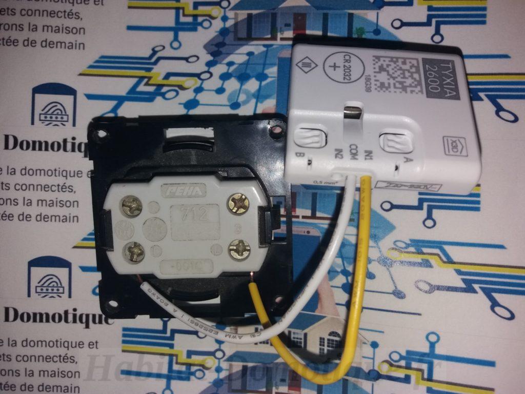 Pack Tyxia 501 Installation 06 1024x768 - Test du Pack TYXIA 501 va-et-vient de Delta Dore