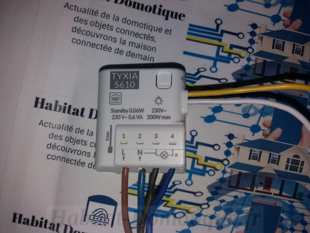 Pack Tyxia 501 Installation 07 1024x768 - Test du Pack TYXIA 501 va-et-vient de Delta Dore