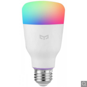 YEELIGHT 10W RGB E27 Smart Light Bulbs