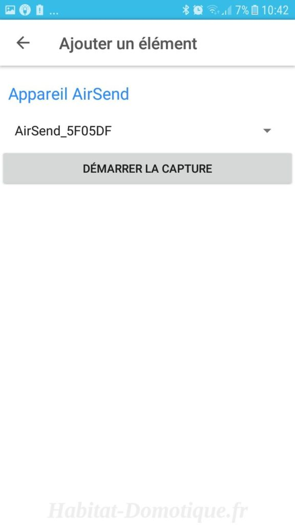 AirSend Installation 06 576x1024 - Test de la solution domotique AIRSEND de DEVMEL