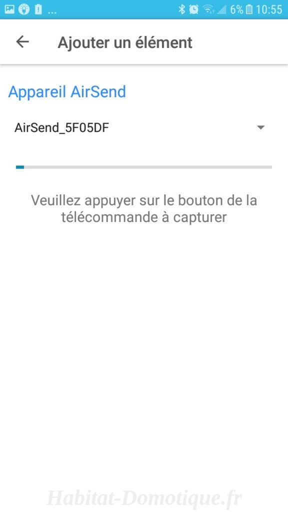 AirSend Installation 07 576x1024 - Test de la solution domotique AIRSEND de DEVMEL