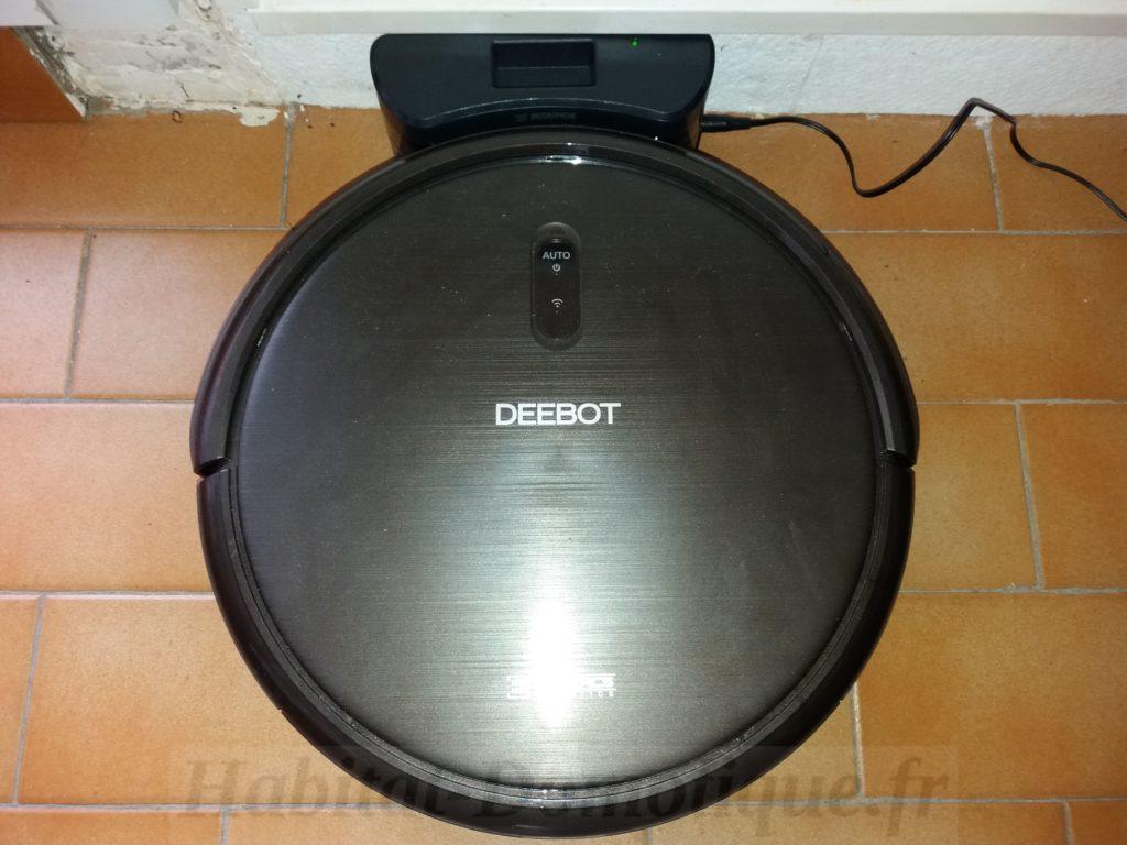 DEEBOT N79S Presentation 09 1024x768 - Test de l'aspirateur Deebot N79S
