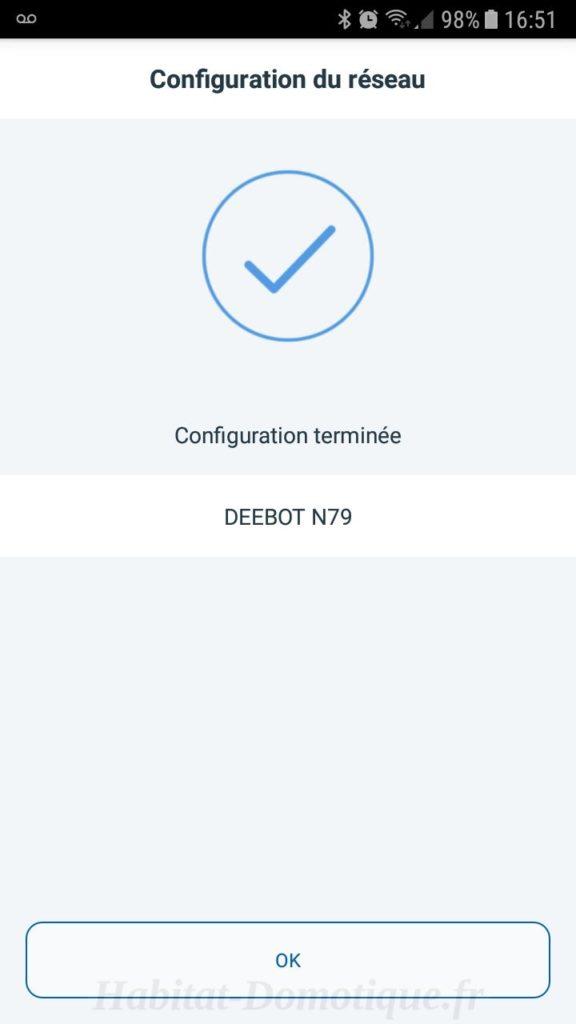 DEEBOT N79S Utilisation 08 576x1024 - Test de l'aspirateur Deebot N79S