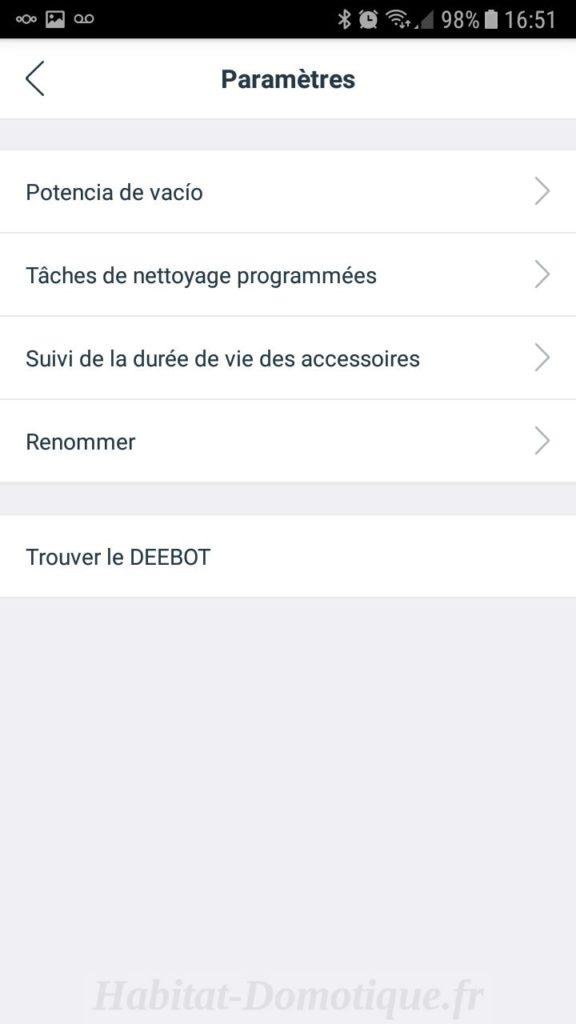 DEEBOT N79S Utilisation 10 576x1024 - Test de l'aspirateur Deebot N79S