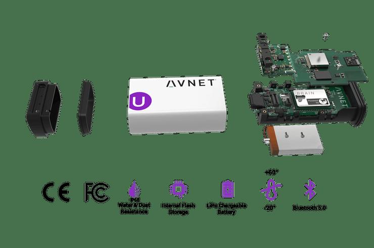 Présentation 05 - Présentation du module SmartEdge Agile d'Avnet