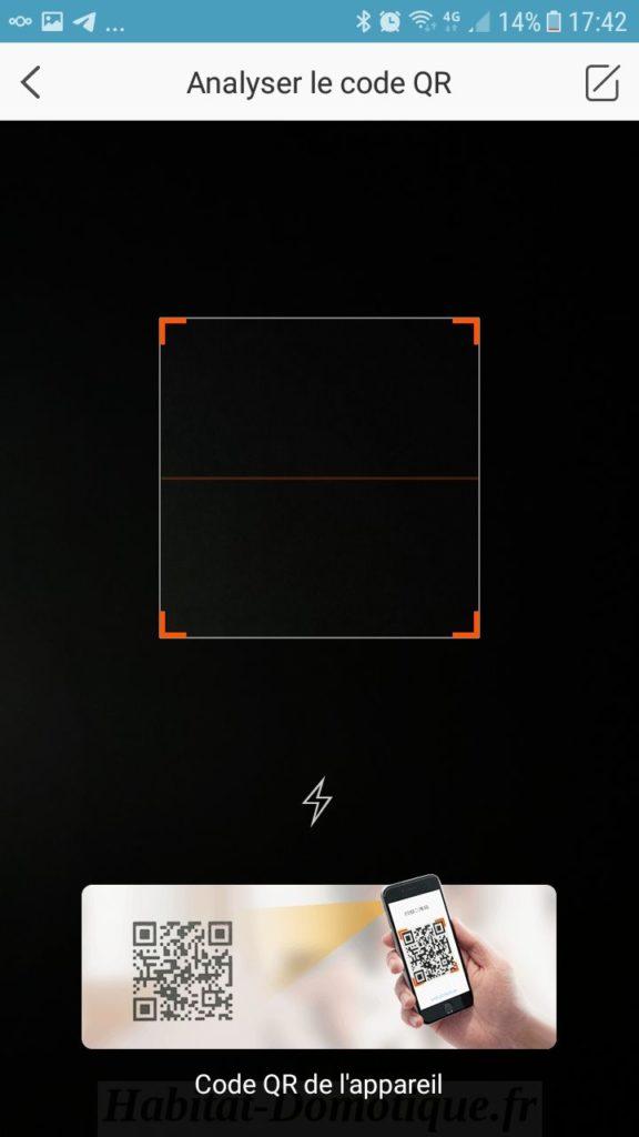 Camera EZVIZ C3A Utilisation 02 576x1024 - Test de la caméra extérieure sans fils EZVIZ C3A