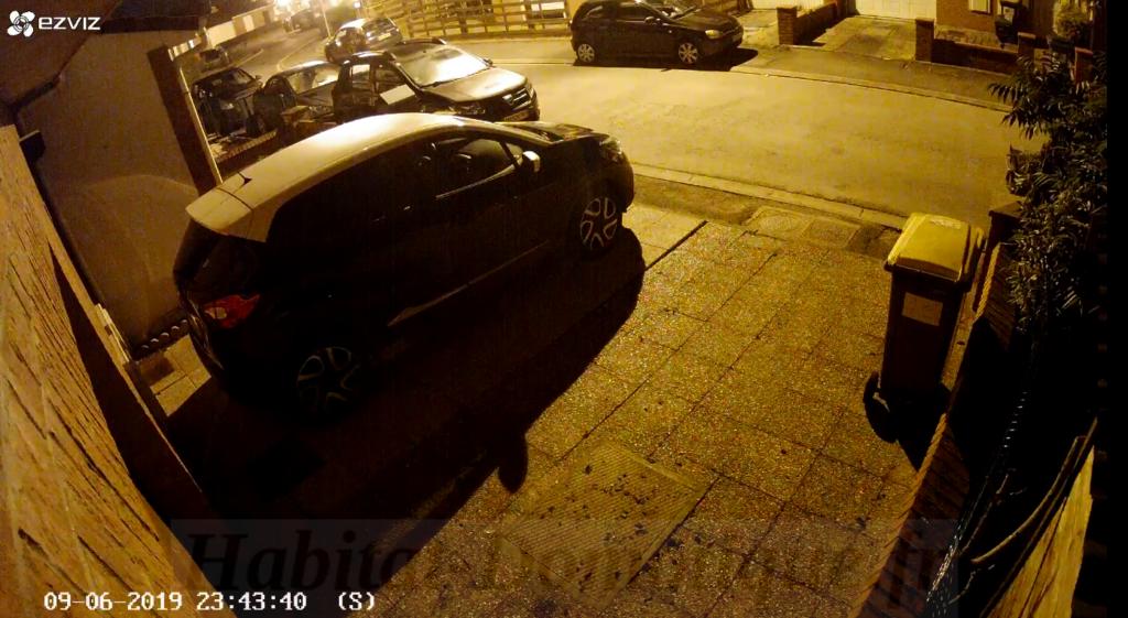 Camera EZVIZ C3W IR 01 1024x561 - Présentation de la caméra extérieure EZVIZ C3W