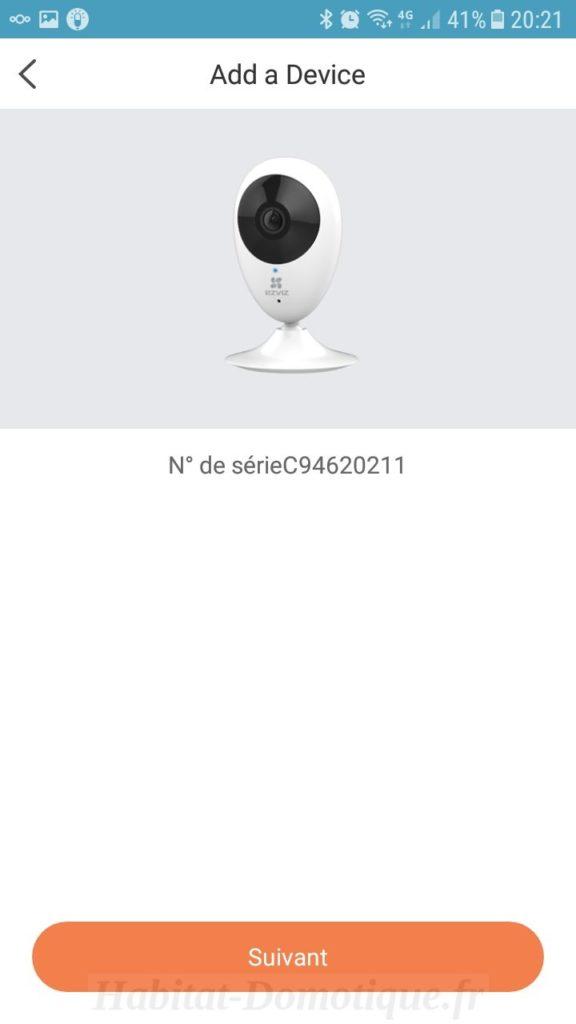 EZVIZ C2C mini O Installation02 576x1024 - Test de la caméra EZVIZ C2C mini O