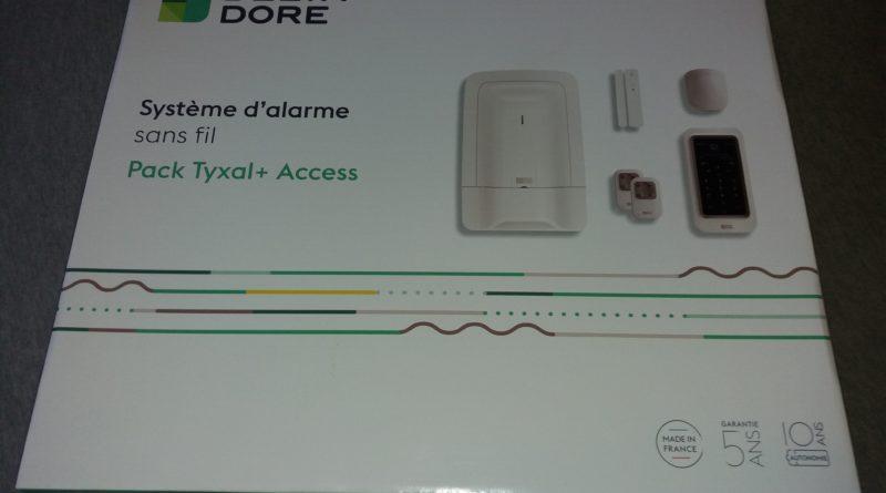 Tyxal+-Access-Delta-Dore-Logo