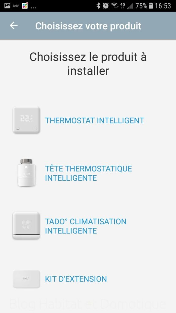 Thermostat Connectee Tado V3 Utilisation 07 - Découverte du thermostat connecté Tado V3+