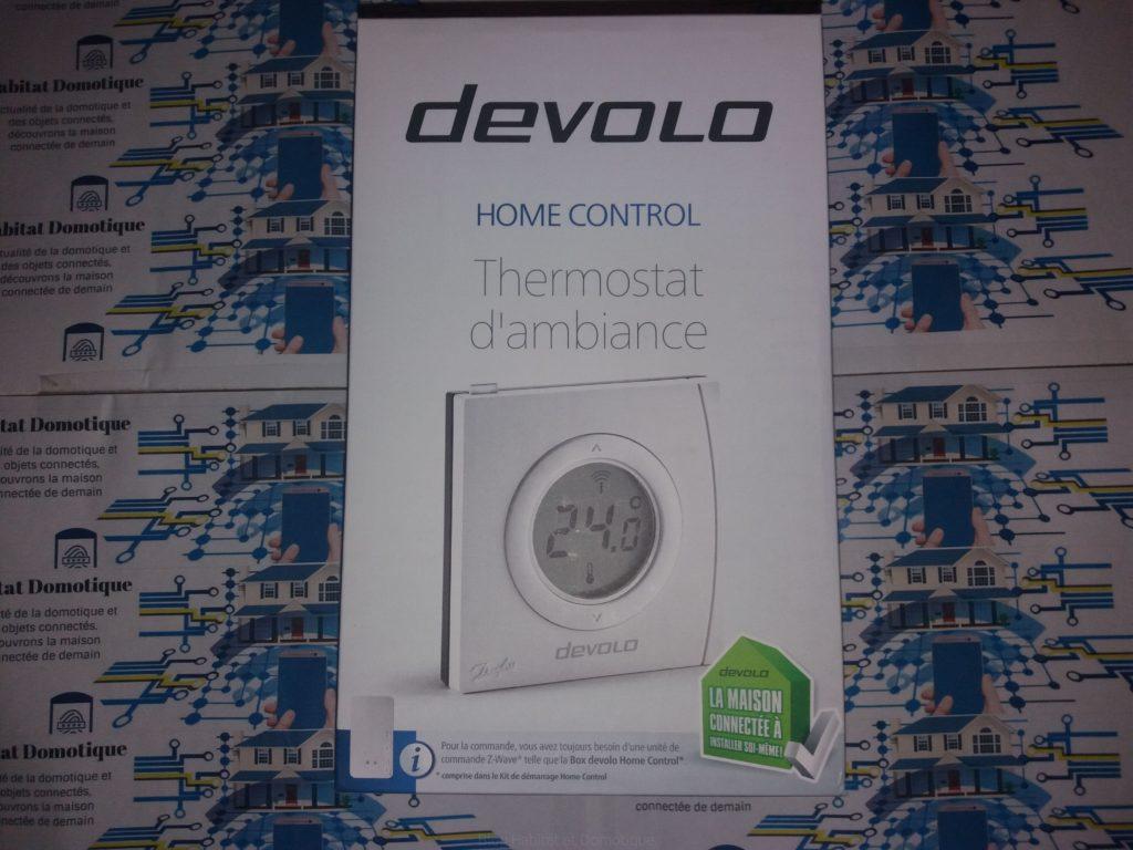 Thermostat Devolo 02 1024x768 - Présentation du thermostat d'ambiance et de radiateur intelligent Devolo