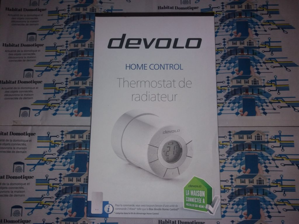 Thermostat Devolo 06 1024x768 - Présentation du thermostat d'ambiance et de radiateur intelligent Devolo