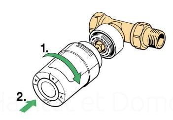 Thermostat ambiance radiateur Devolo 06 - Présentation du thermostat d'ambiance et de radiateur intelligent Devolo