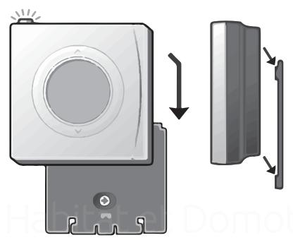Thermostat ambiance radiateur Devolo 12 - Présentation du thermostat d'ambiance et de radiateur intelligent Devolo