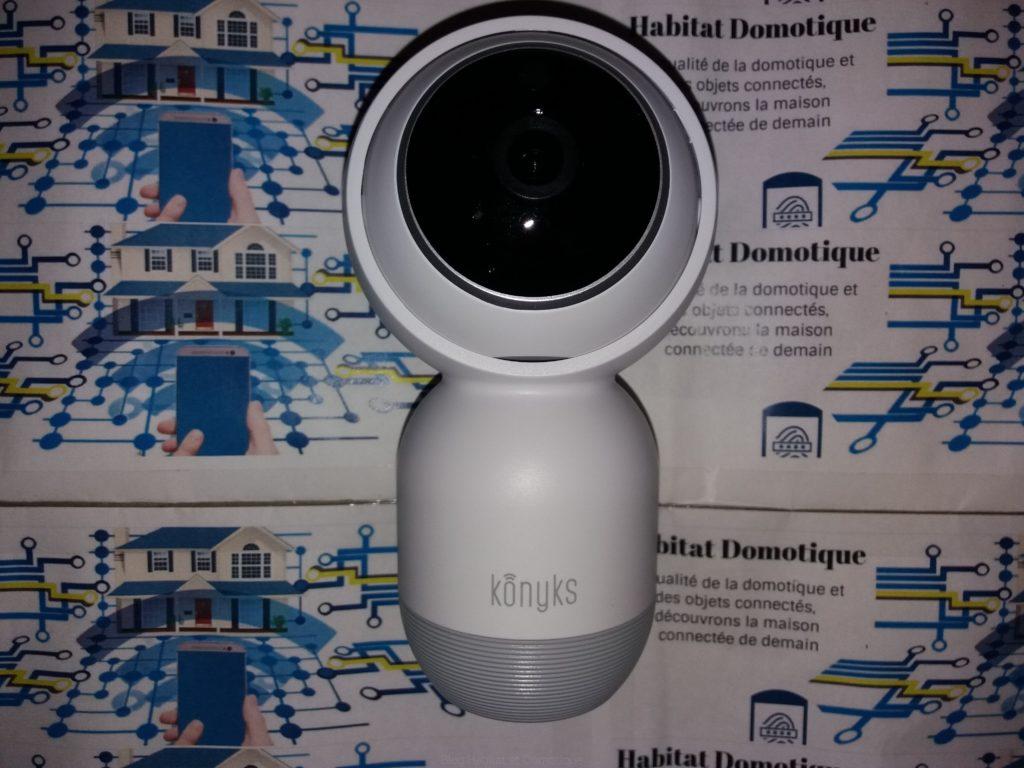 Caméra Konyks Camini Presentation 05 1024x768 - Test de la caméra de surveillance Konyks Camini+