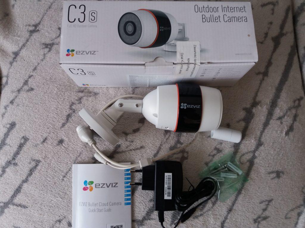 Caméra extérieur EZVIZ C3S 03 1024x768 - Test de la caméra extérieure EZVIZ C3S