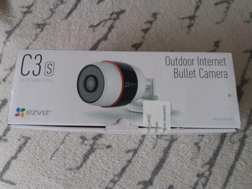 Caméra extérieur EZVIZ C3S 10 1024x768 - Test de la caméra extérieure EZVIZ C3S
