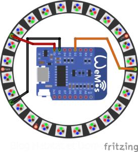 Panneau signalétique connecté 14 273x300 - Fabriquer un panneau signalétique connecté