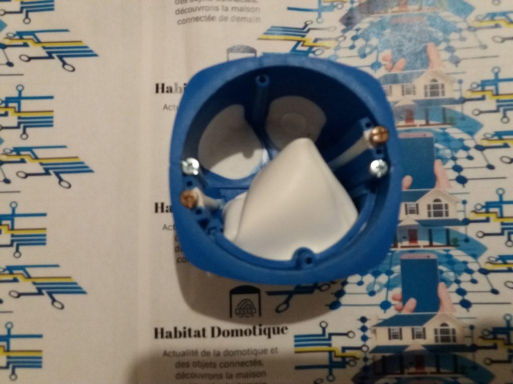 Boitier Micromodule 04 1024x768 - Découverte du boîtier d'encastrement pour micro module