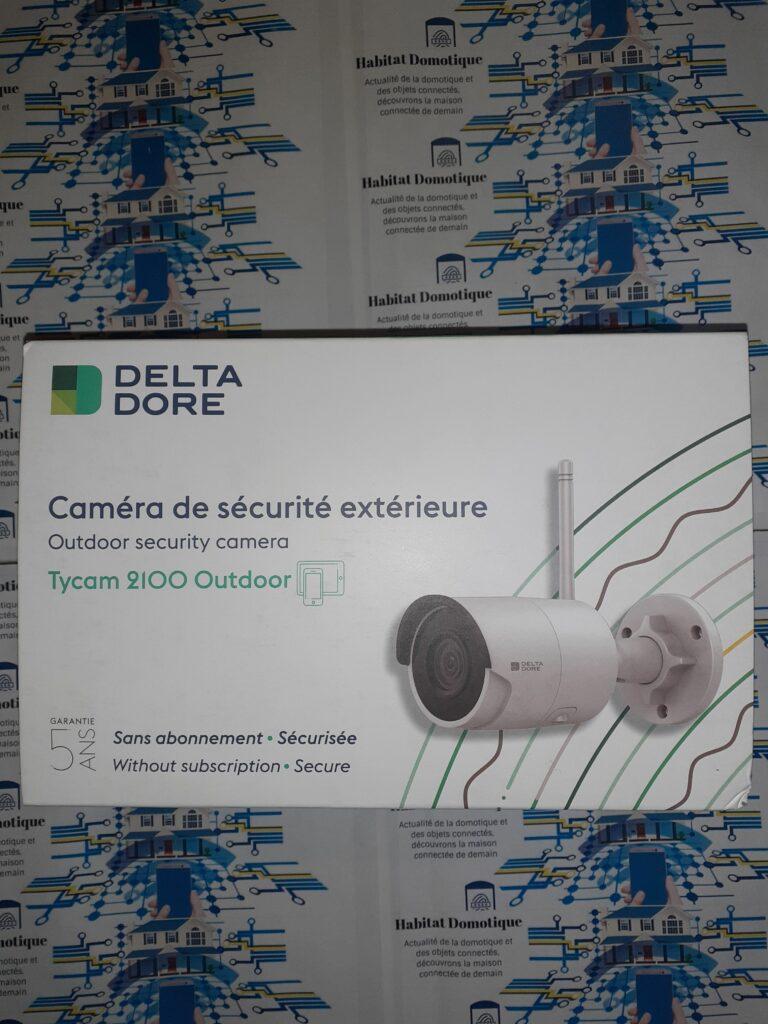 Tydom2100 01 768x1024 - Test de la caméra extérieure Tycam 2100