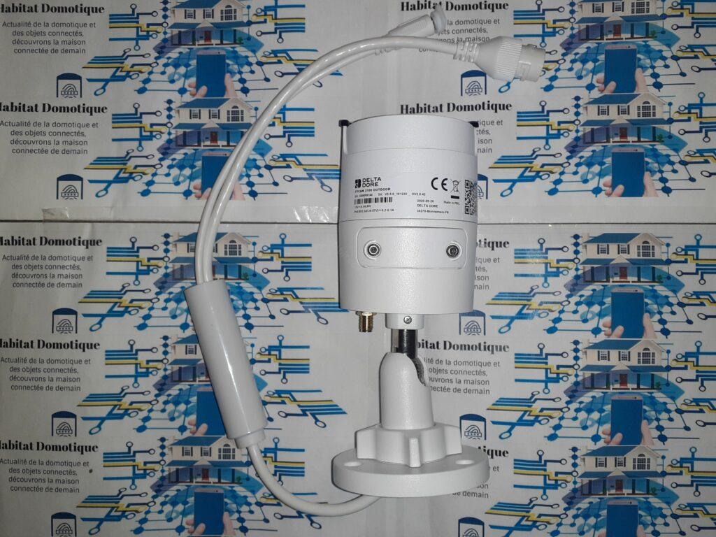 Tydom2100 06 1024x768 - Test de la caméra extérieure Tycam 2100