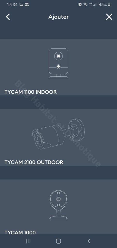 Tydom2100 Installation 04 485x1024 - Test de la caméra extérieure Tycam 2100
