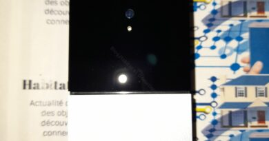 Sonnette Foscam VD1 06 390x205 - Présentation de la sonnette connectée Foscam VD1